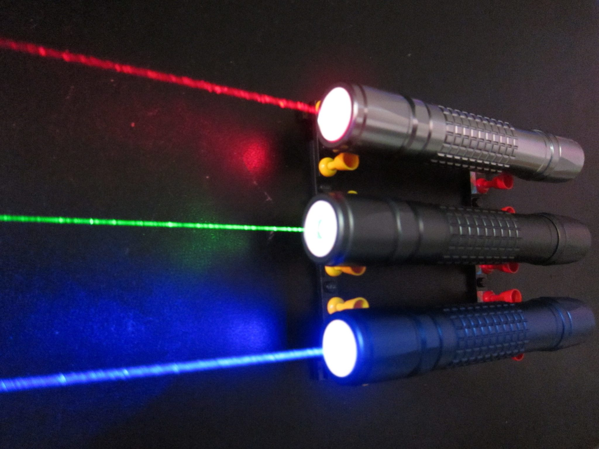 Your Laser Pointer Can Make you Well
